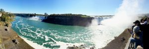 Panorama Niagara Falls