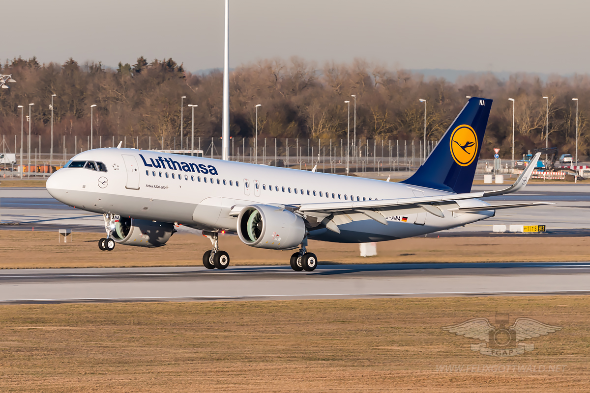 airbus a320neo first aircraft in the air with lufthansa. Black Bedroom Furniture Sets. Home Design Ideas