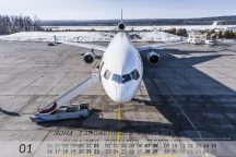 MD-11 Calendar 2017 January image